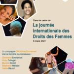 La compagnie Christiane Emmanuelle célèbre la journée de la femme